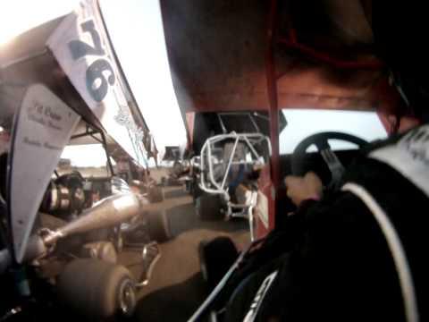 Texoma motor speedway USA sprint kart finals 11-3-2012