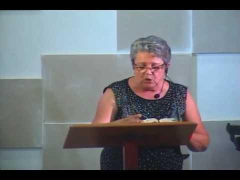 PIBTPM - Congresso Capacitação Ministério Infantil -  Quinta - 08 06 2017 - Sermão Ruth Constantinov