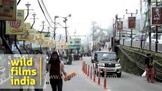 Clubside Road, Darjeeling