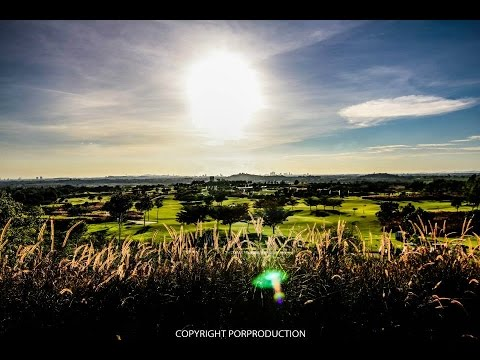 Thailand Timelapse Golf Course 2014 (HD 2K)