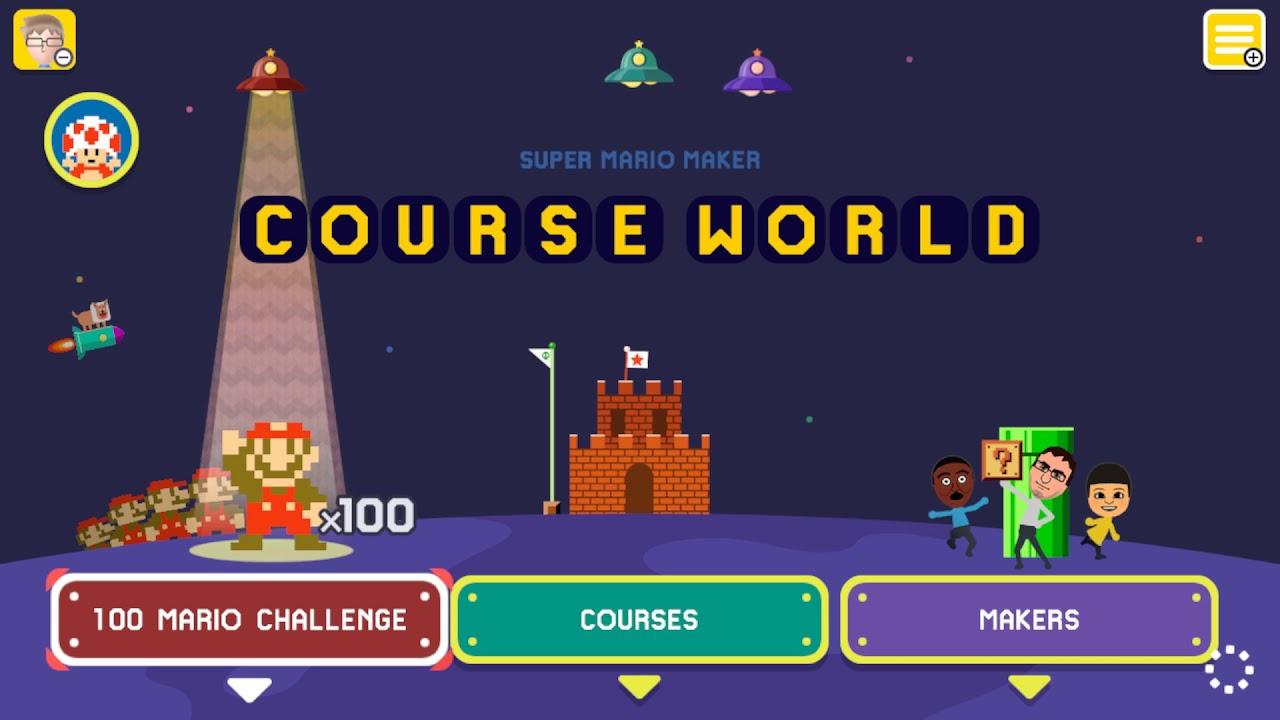 [Cemu] Super Mario Maker - Online and sprite issues