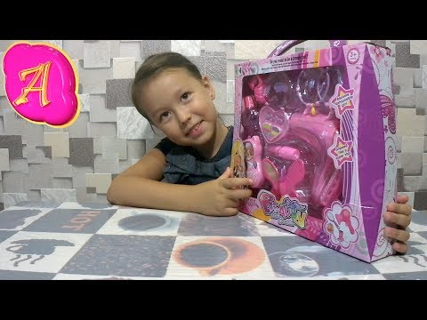 Beauty Fashion Cosmetics for kids Красота Мода Косметика для детей - Видео онлайн