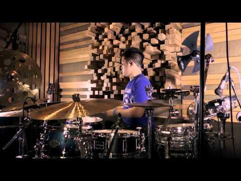 Echa Soemantri - Bruno Mars - Treasure (Drum Reinterpretation)