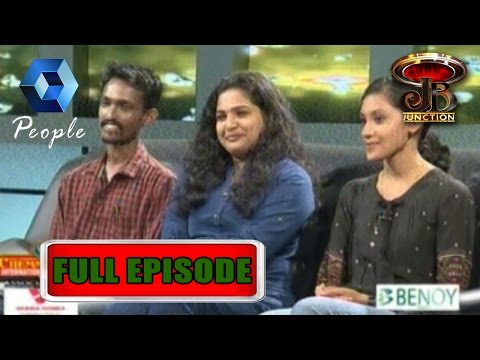 JB Junction : Arya Dayal & Sam Mathew (Saghavu Fame) | 10th September 2016 | Full Episode