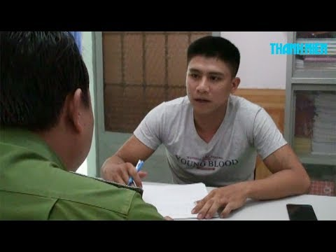 Tranh giành bạn gái, 3 thanh niên chém nhau náo loạn đường phố Biên Hòa