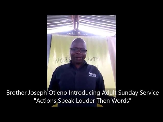 1st Vlog Update - GMFC/WFF - Kibera Slum Kenya 2-10-2019