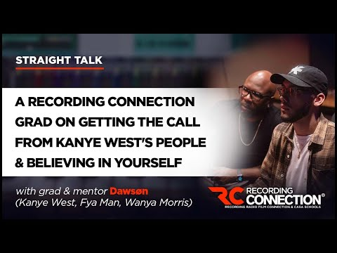 """Straight Talk On Getting """"The Call"""" From Kanye West's People"""