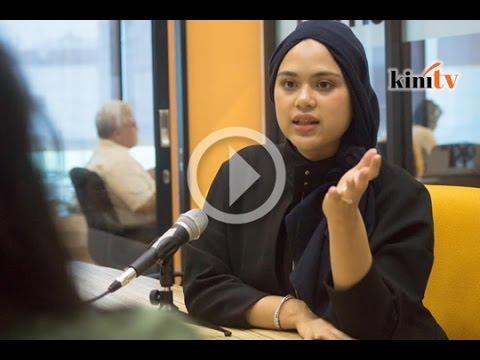 Cerita 'selepas hujan' Najwa Mahiaddin