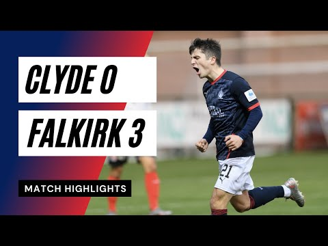 Clyde Falkirk Goals And Highlights
