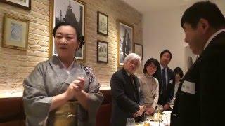 好例!杉並支部・前進座の妻倉先生の締め講座 http://www.zenshinza.com...