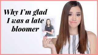 Being a Late Bloomer with MEGAN NICOLE! | Pretty Unfiltered