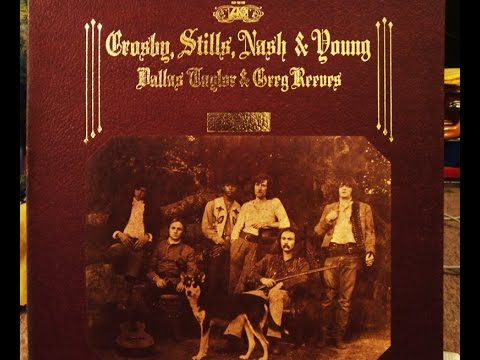 Country Girl by Crosby, Stills, Nash and Young REMASTERED