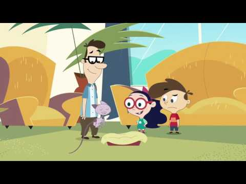 Toon Network India  Kid Vs  Kat HINDI Episode 02   Trespassers Will Be Persecuted Meoh Meoh Meow
