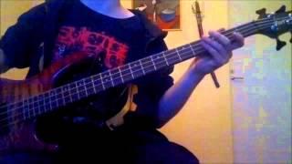 MEJIBRAY - SADISGATE Bass Cover [WITH TABS]