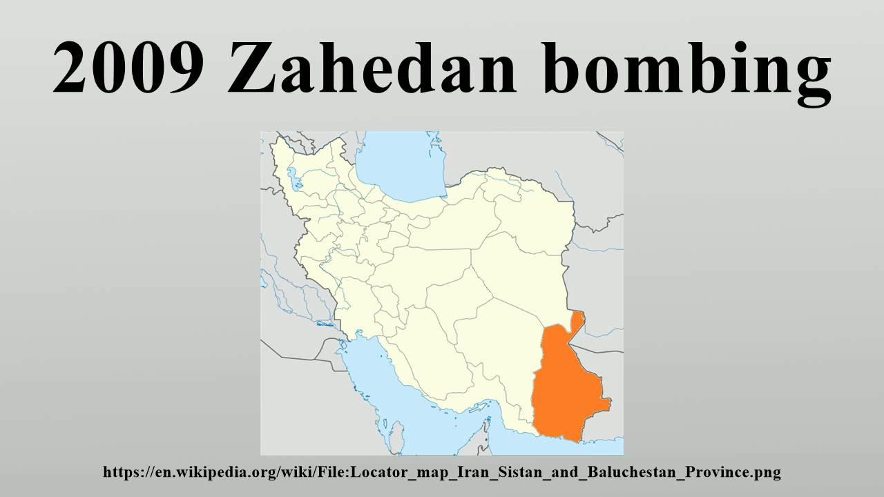 2009 Zahedan bombing YouTube