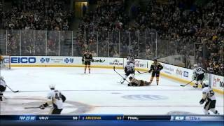 """Pens """"fans"""", you're crying about what Shawn Thornton did to Brooks Orpik and, fair enough, it wasn't right and he'll be suspended accordingly by the NHL....but why are you so silent on James Neal's blatant knee to the head of Brad Marchand and even Orpik's hit to the head Loui Eriksson? All three 3 incidents were dangerous and not in the spirit of hocke"""
