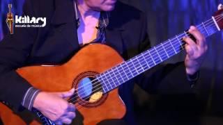 Intro a vals criollo con guitarra - Escuela Killary