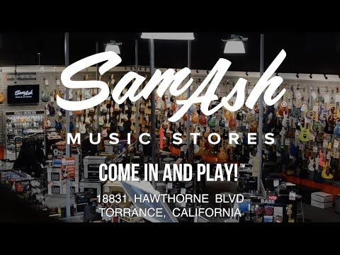 Sam Ash Music Torrance: Grand Opening Event