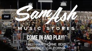 Sam Ash Music Torrance: Grand Opening Event
