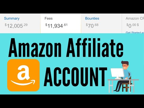 Amazon Affiliate Marketing Tutorial to Get Started! - Make Passive Income