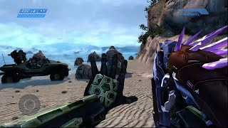 Halo CE Anniversary - TMCC - All Weapons, Reloads, Idle Animations and Sounds