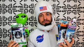 تجربة أكل رواد الفضاء   Astronaut Food