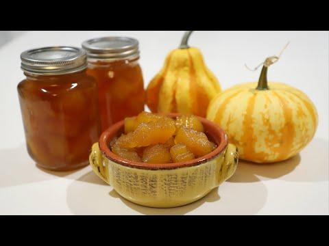 Хрустящий Мармелад - Варенье из Тыквы - Армянская Кухня - Рецепт от Эгине - Heghineh Cooking Show