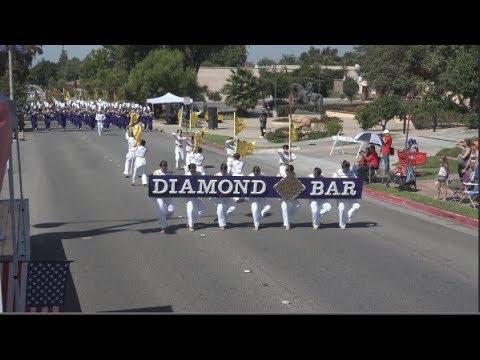Diamond Bar HS - The Loyal Legion - 2018 Duarte Route 66 Parade