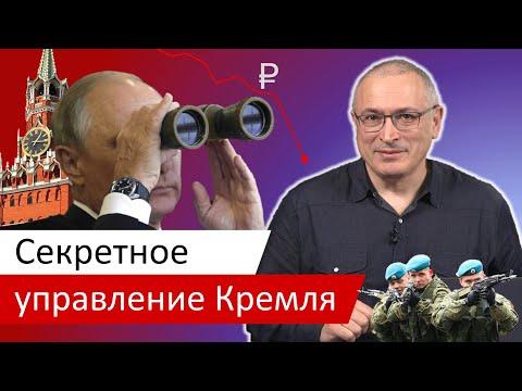Секретное управление Кремля | Расследование Досье