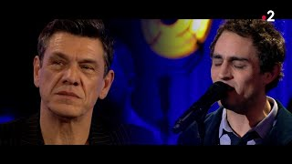 """Benjamin Siksou interprète en live """"Aimer pour soi"""", extrait du conte musical """"Les souliers rouges"""""""