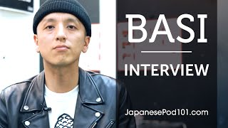 BASI - Interview - Japanese Hip-Hop Artist | Listening Comprehension for Advanced Japanese Learners