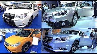 Best 2016, 2017 Subaru VUNs: Forester, Outback, Legacy, VX STI