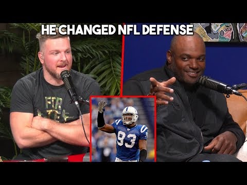 How Dwight Freeney Changed NFL Defense Forever