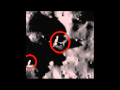 Scott Waring - Alien Towers Found In Tycho Crater, Moon  March