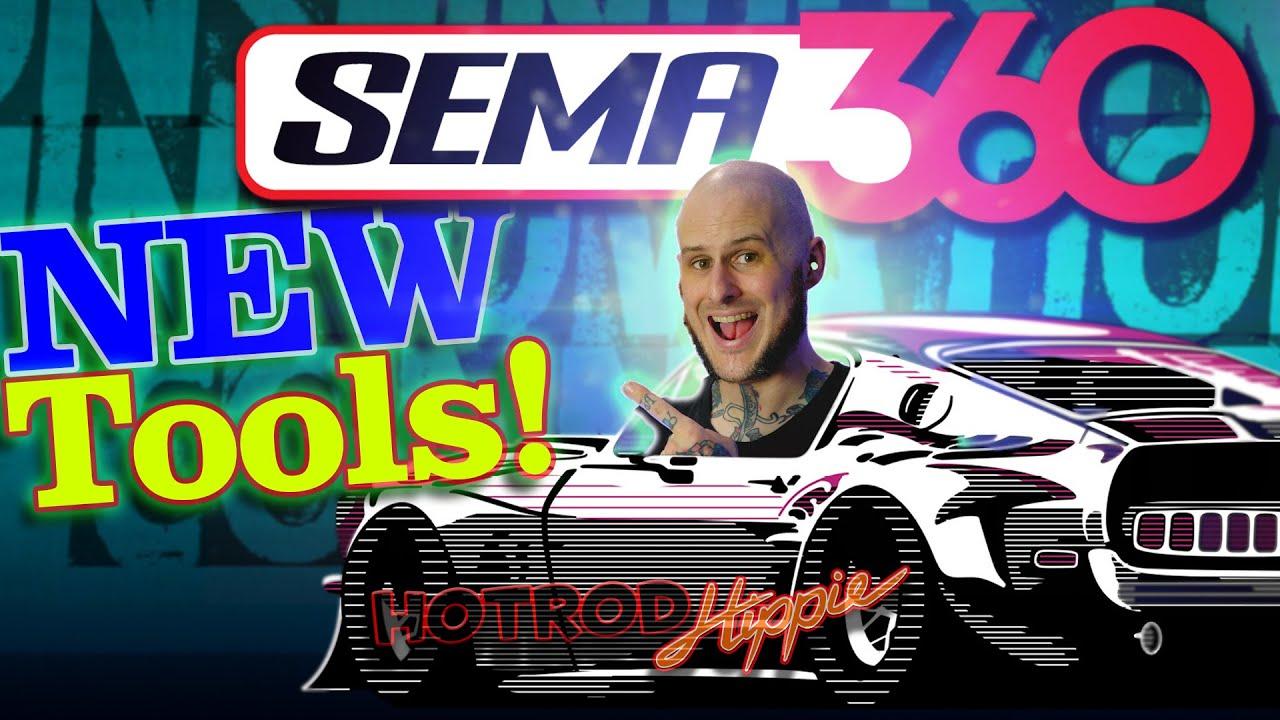 SEMA 2020 NEW Tools - SEMA360 - Knipex, Beta, KnKut, DymePsi, Permatex