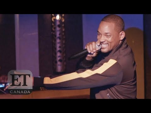 Will Smith's First Standup Gig