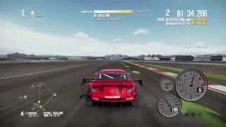 Need for Speed Shift 2 Mercedes SLS AMG @ Silverstone GP Xbox 360, PS3, PC
