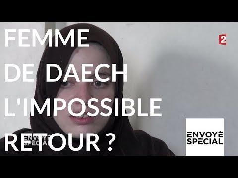 Envoyé spécial. Margaux, femme de Daech l'impossible retour - 9 novembre 2017 (France 2)