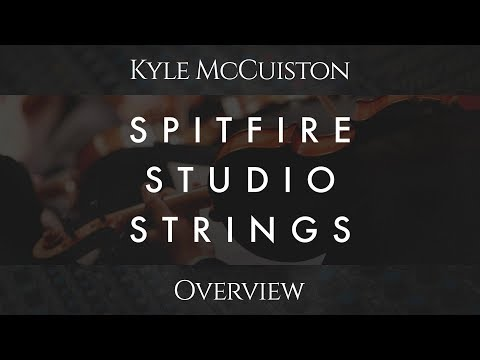 STUDIO STRINGS PROFESSIONAL REVIEW Spitfire