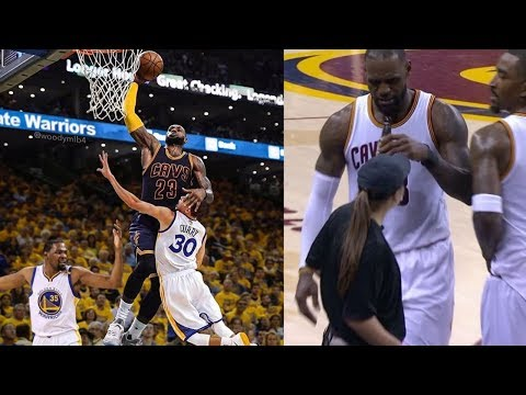 Thumbnail: NEW NBA PLAYOFFS of 2017 FUNNY MOMENTS Ft. Stephen Curry, Lebron James, Kyrie Irving, Kevin Durant..