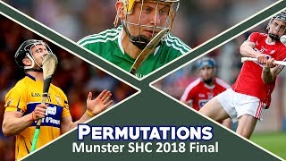 Munster Hurling Final: What do each team need to do this weekend?