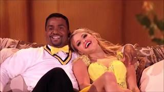 Alfonso Ribeiro & Witney Carson - All dances on DWTS