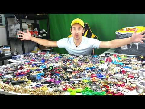omg!!!-epic-fidget-hand-spinner-collection!