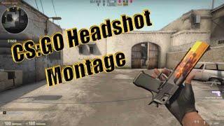 CS:GO Desert Eagle Headshot Montage - The Furry