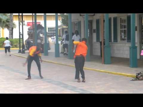 Falmouth Jamaica Port - Dancers