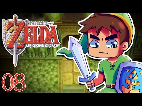 Zelda A Link to the Past #08 : PALAIS DES TÉNÈBRES !