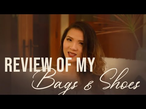 Review On My Collection Of Designer Bags & Shoes   Remanda Xiang