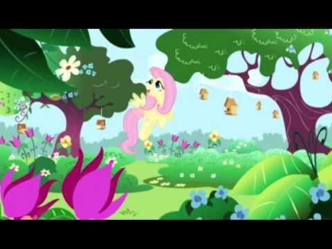 Fluttershy - Beautiful Mystery (PMV)