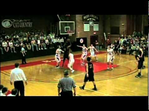 Troy Whittington 2010-11 Highlights - Williams College Basketball
