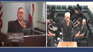 Sovereign Citizen Freeman Tries Usual BS on Judge.  Judge Hysterically Spews it Back